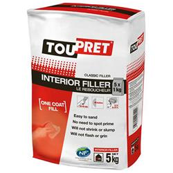 Toupret Interior Powder Filler 2kg