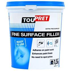 Toupret Fine Surface Filler 1.5kg