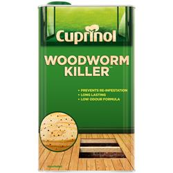 Cuprinol Woodworm Killer 5L