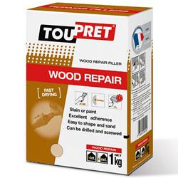 Toupret Wood Repair Filler 1kg