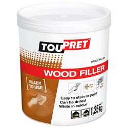 Toupret Wood Repair Filler 1.25kg