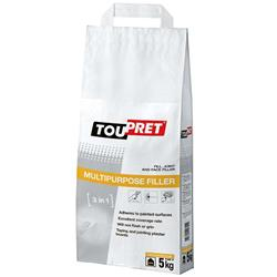 Toupret Multi-Purpose Filler 5kg