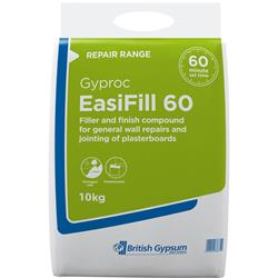 Gyproc Easifill Powder Filler 10kg