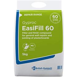 Gyproc Easifill Powder Filler 5kg