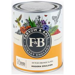 Farrow and Ball Colour By Nature Estate Eggshell