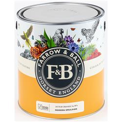 Farrow and Ball Colour By Nature Modern Eggshell