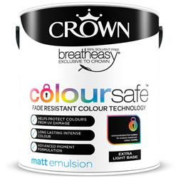 Crown Coloursafe Matt Emulsion