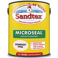 Buy 3 for £67 on Sandtex Ultra Smooth Masonry Paint 5L Ready Mixed