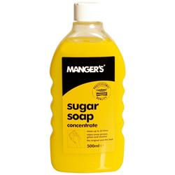 Mangers Sugar Soap Concentrate 500ml